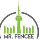 Mr. Fencee Inc.'s logo
