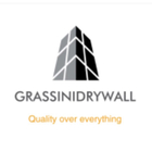 Grassini drywall & taping 's logo