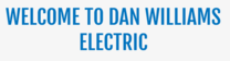 Dan Williams Electric's logo