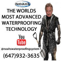 Noahs Water Proofing System's logo