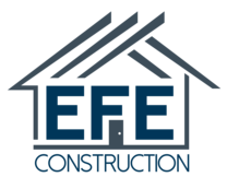 Efe Construction's logo