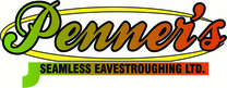 Penners Seamless Eavestroughing's logo