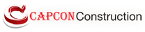 Capcon Construction's logo