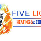 Five Lions Heating & Cooling Inc.'s logo