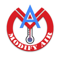 Modify Air's logo