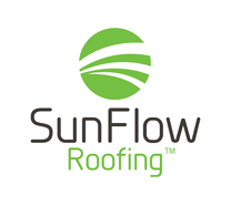 Sunflow Roofing's logo