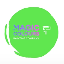 Magic Colours Painting's logo