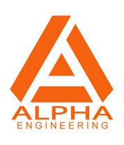Alpha Engineering Design's logo