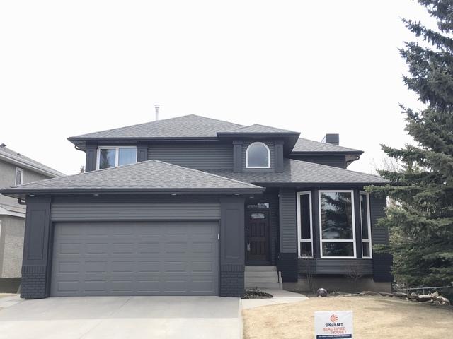 Spray Net Alberta   Paint & Wallpaper Contractors in Calgary   HomeStars