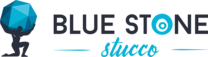 BlueStone Stucco's logo