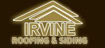 Irvine Roofing and Siding's logo