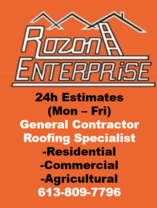 Rozon Enterprise's logo