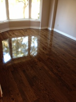 Pinnacle Hardwood Flooring's logo