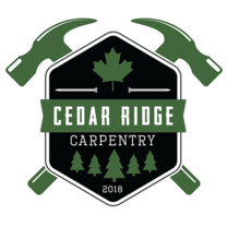 Cedar Ridge Carpentry's logo