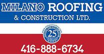 Milano Roofing & Construction Ltd's logo