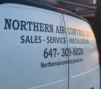 Northern air control inc's logo