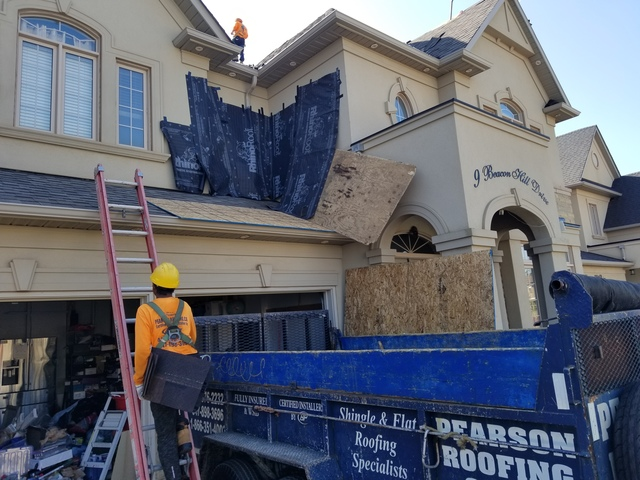 Pearson Roofing Corp Roofing In Vaughan Homestars