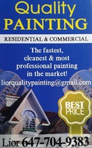Quality Painting's logo