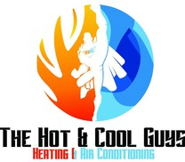The Hot and Cool Guys Ltd.'s logo
