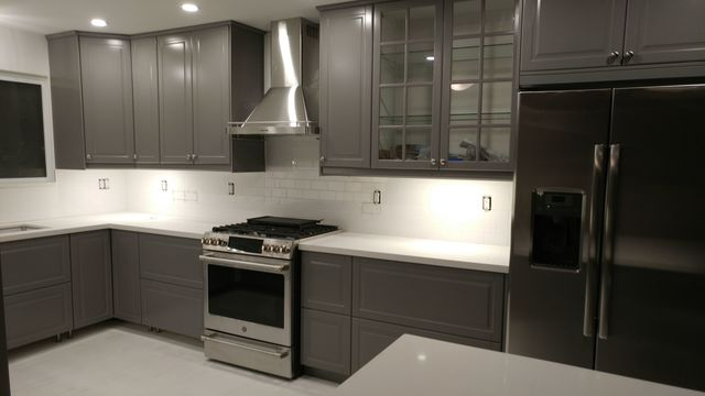 P & P General Contractors Inc  | Basement Renovation in Oakville