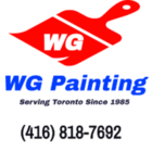 WG Painting - Since 1985's logo