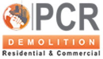 PCR Demolition Residential and Commercial's logo