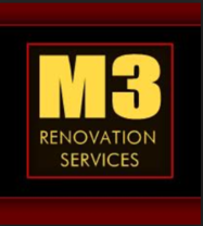 M3 Renovations Services's logo