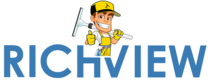Richview Window Cleaning's logo
