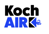 Koch Air's logo