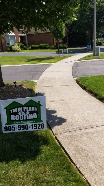 Twinpeaks Roofing And Aluminum Inc Roofing In Oakville