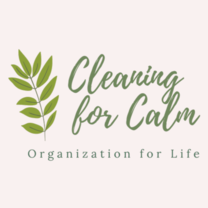 Cleaning for Calm's logo