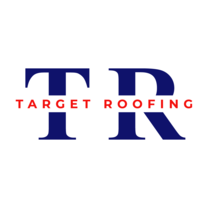 Target Roofing's logo