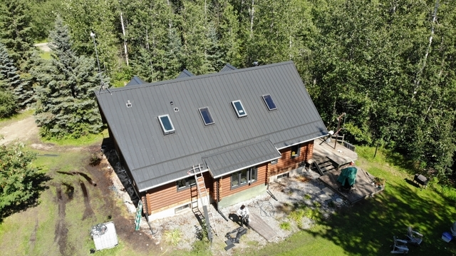 Roof Review Of Alberta Metal Tile Roofing Amt Roofing