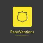 Reno Ventions Home Improvements & G.C.'s logo