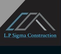 L.P Sigma Construction's logo