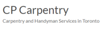 CP Carpentry's logo