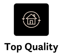 Top Quality Construction Co.'s logo