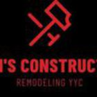 Yuri's Construction's logo