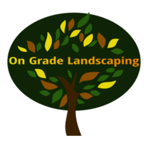 On Grade Landscaping Services's logo