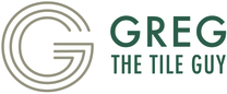 Greg the tile guy's logo