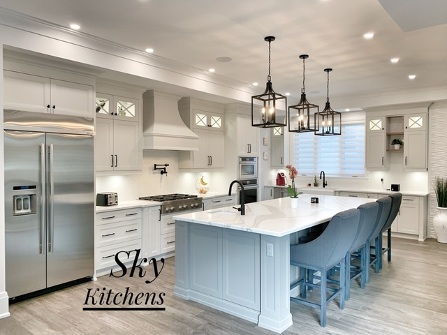 Sky Kitchens Images In Campbellville, Sky Kitchen Cabinets Mississauga On L5s 1m9