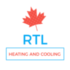 RTL Heating and Cooling's logo