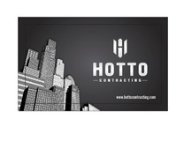 Hotto Contracting's logo