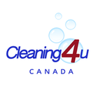 Cleaning 4 U's logo
