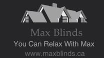Max Blinds's logo