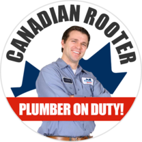 Canadian Rooter's logo