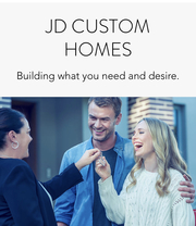 JD Custom Homes Ltd's logo
