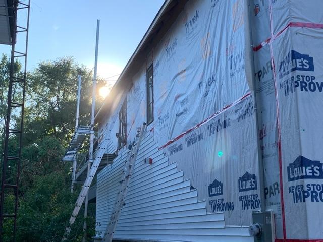 Custom Contracting Roofing In Burlington Homestars
