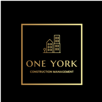 One York Construction Management Inc.'s logo