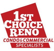 1st Choice Reno Inc.'s logo